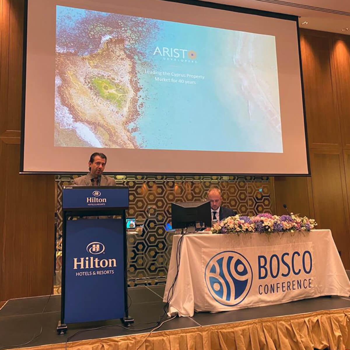 Aristo Developers attended the InvestPro Ukraine Kyiv 2021