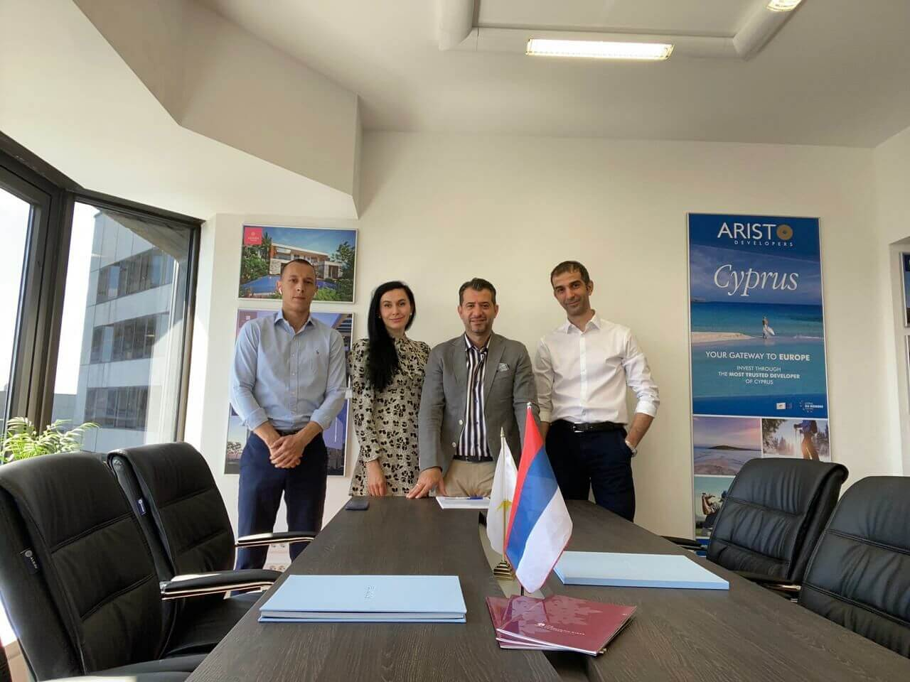 Aristo Developers at International Real Estate Exhibitions