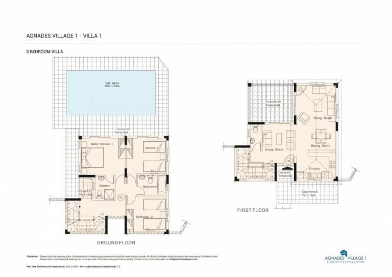 Agnades Floor Plans V1