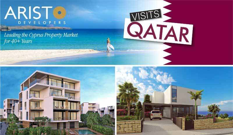 Aristo Developers Announces Up Coming Roadshow Events To Be Held In Qatar