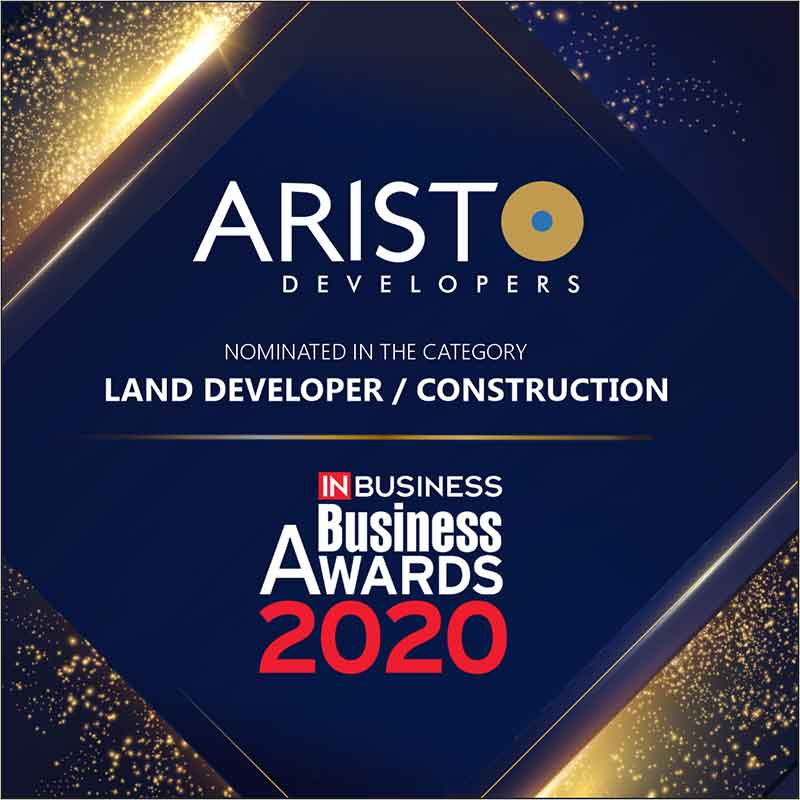 ARISTO Developers is nominated for the IN Business Awards 2020