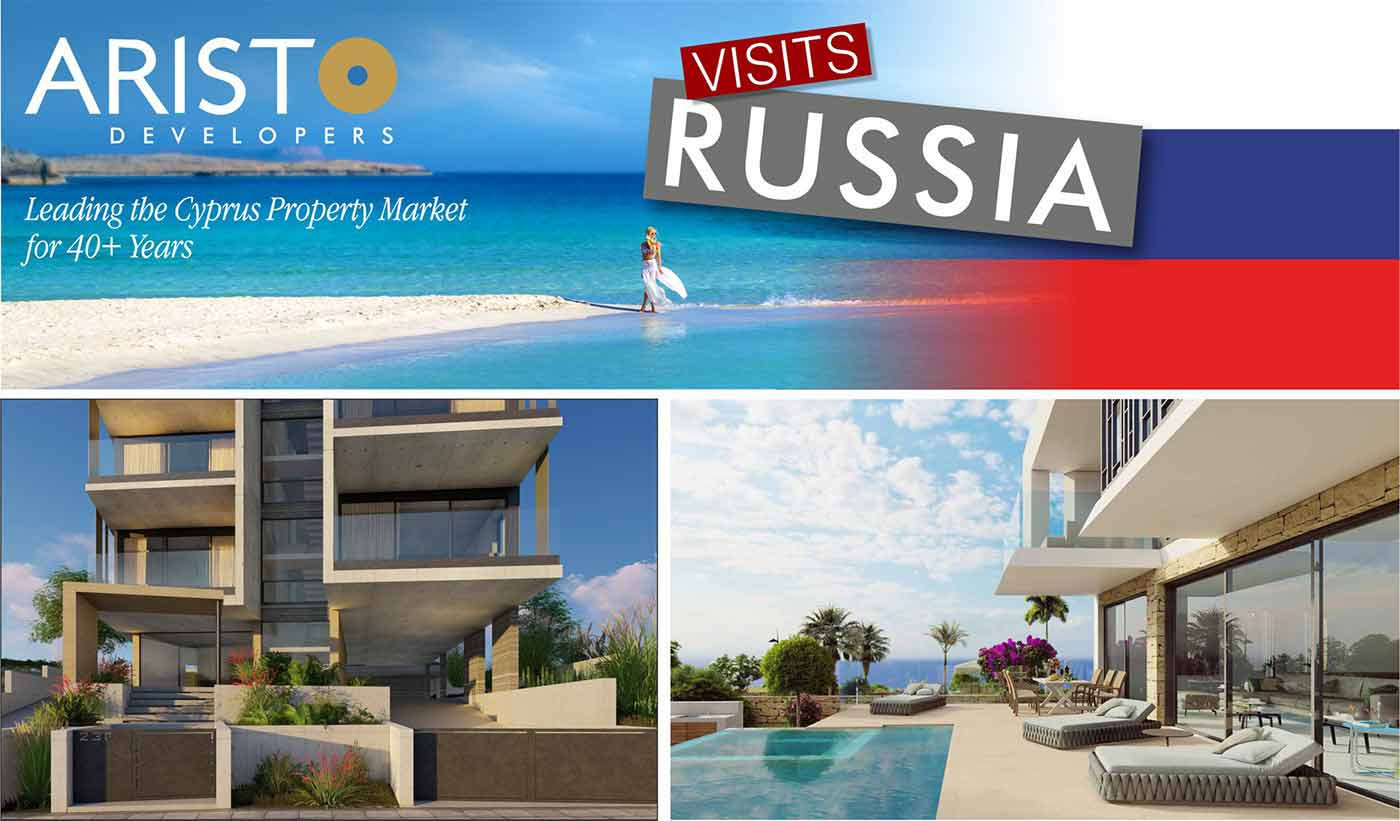 Aristo Developers to participate in International Real Estate Exhibitions