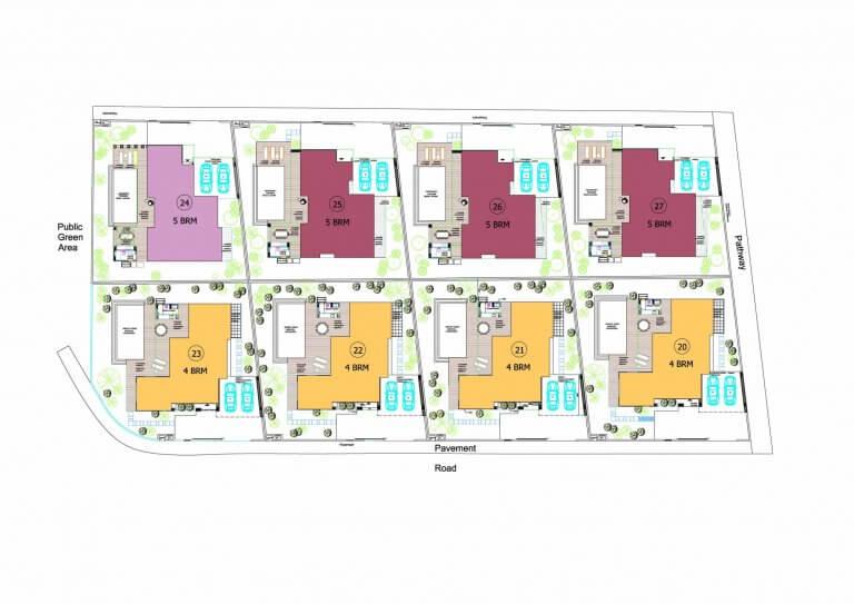 Azalea Residences Masterplan