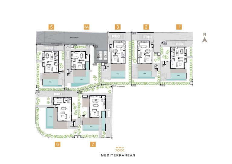 Bellair Residences Masterplan
