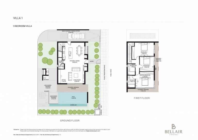 Bellair Residences V1 (Floor Plans)
