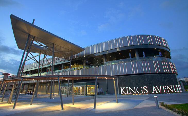 Kings Avenue Mall, Paphos - Cyprus