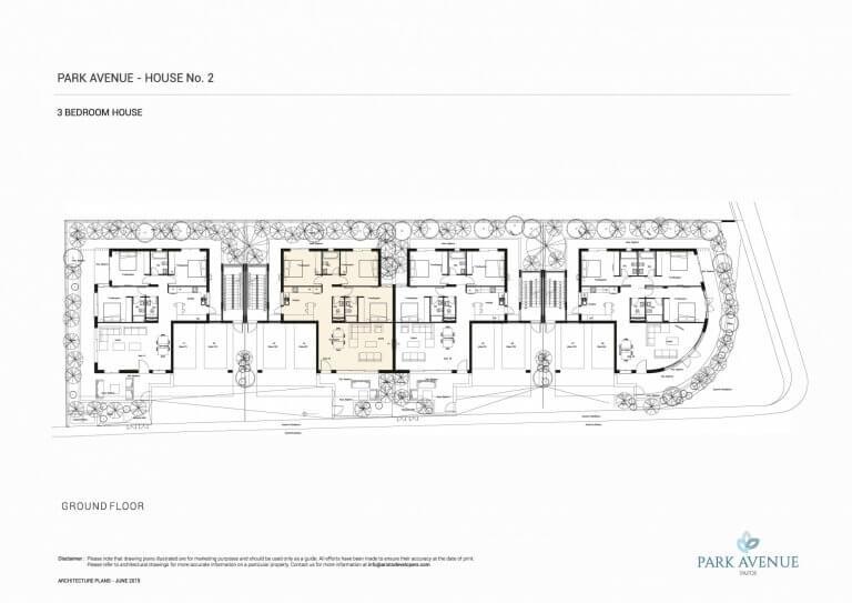 Park Avenue Floor Plans No-2