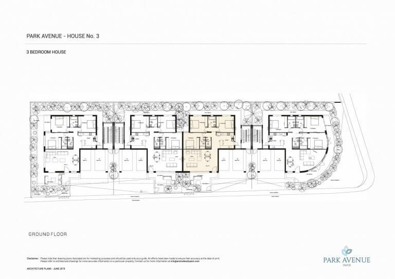 Park Avenue Floor Plans No-3