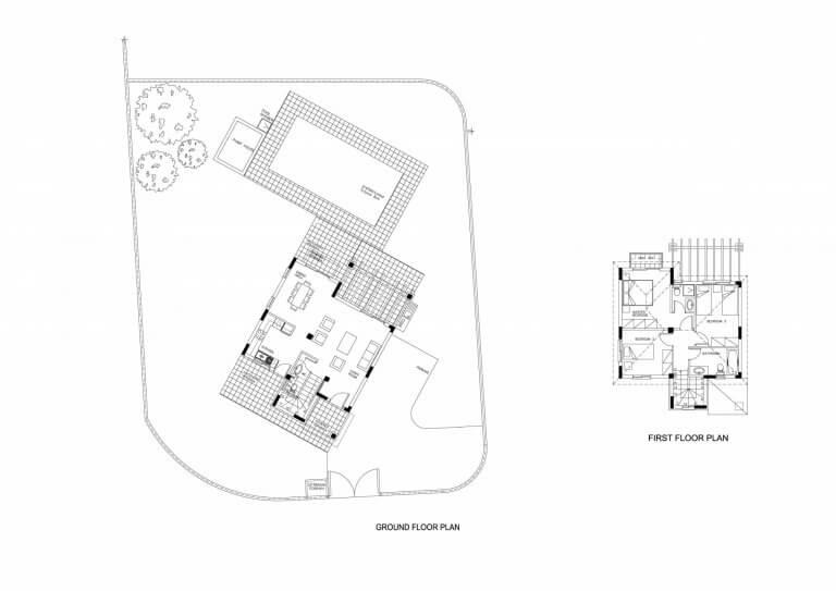 Pomos Sunset 2 V3 Floor Plans