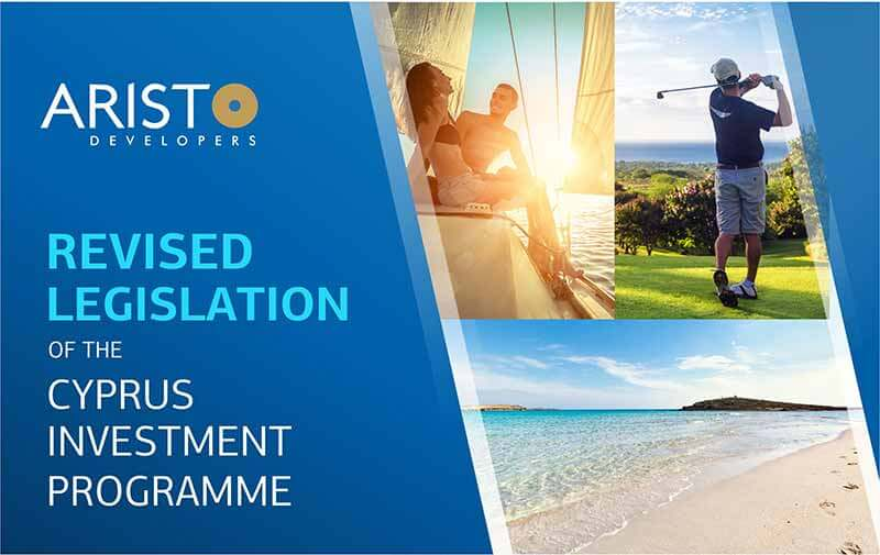 Cyprus Investment Programme (CIP) Becomes More Credible, Transparent And Regulated, And Aims To Attract International Investors