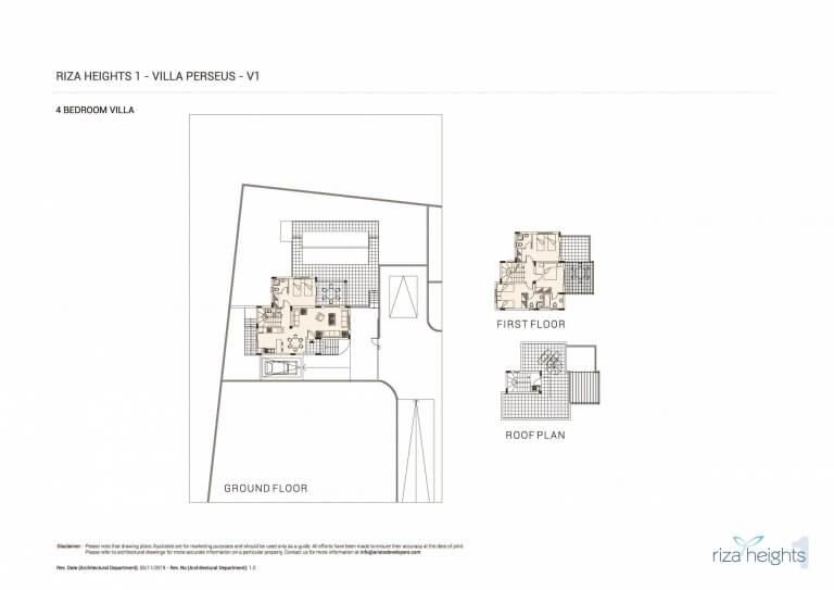 Riza Heights 1 (Floor Plans) V1