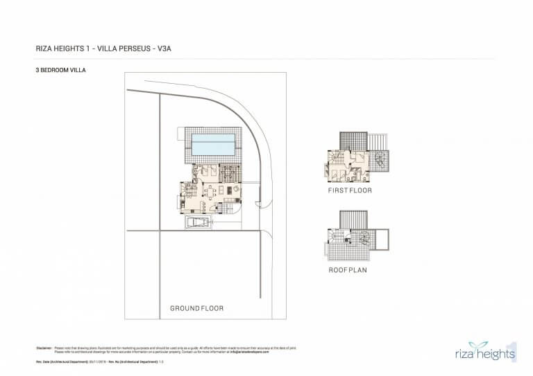Riza Heights 1 (Floor Plans) V3A