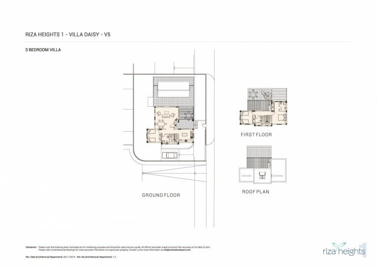Riza Heights 1 (Floor Plans) V5
