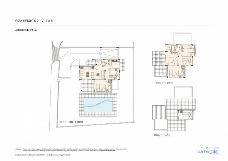 Riza Heights 2 V8 (Floor Plans)