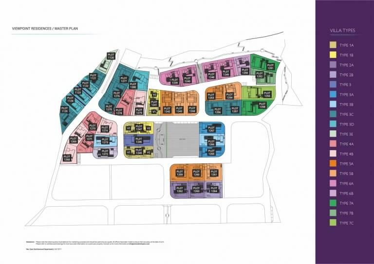 Viewpoint Hills Masterplan