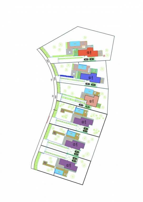 Venus Rock Elite Residences 307 Masterplan
