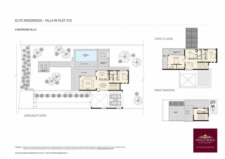 Venus Rock Elite Residences 310 (Plans)