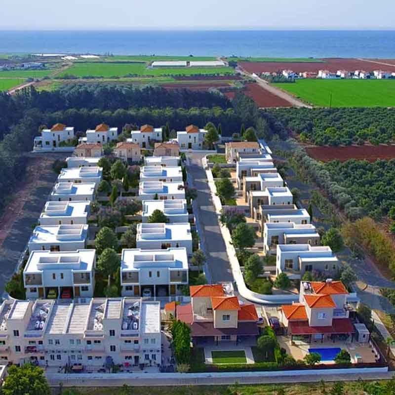 New Residential Development in Mandria, Paphos by Aristo Developers
