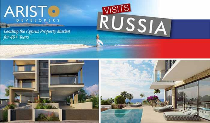 Aristo Developers Announces Up Coming Roadshow Events To Be Held In Rusian Federation
